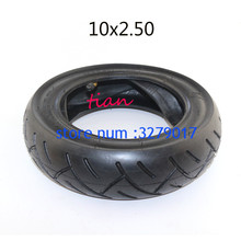 цена на 10x2.50  Electric Scooter Balancing Hoverboard self Smart Balance Tire 10 inch tyre with Inner Tube