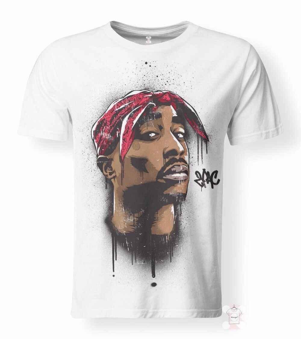 2019 новая футболка в стиле Харадзюку для мужчин/женщин в стиле хип-хоп рэп-звезда 2Pac Тупак 3D печатные футболки уличная одежда с длинными рукавами Топы