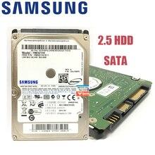 Ноутбук SAMSUNG Тетрадь 500 80 Гб 160 250 320 160G 250 г 320 ГБ 500 г 1 ТБ 2,5 HDD 5400 об/мин 8 м SATA внутренние жесткие диски для ноутбуков