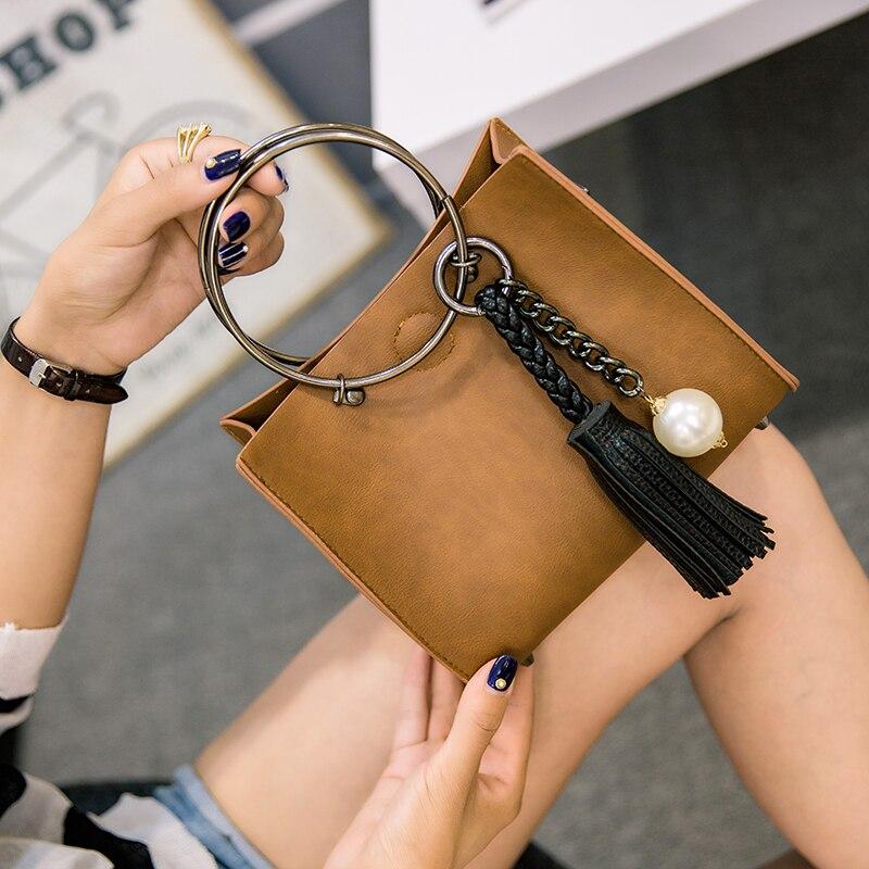 bolsa de couro para mulheres Tag : Small Composite Handbags