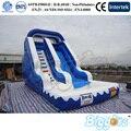 Gran Tobogán Inflable material de PVC Juguete de Juegos Infantiles Al Aire Libre