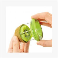 Mini Fruit Cutter Peeler Slicer Kitchen Gadgets Tools For Pitaya Green Kiwi New #184