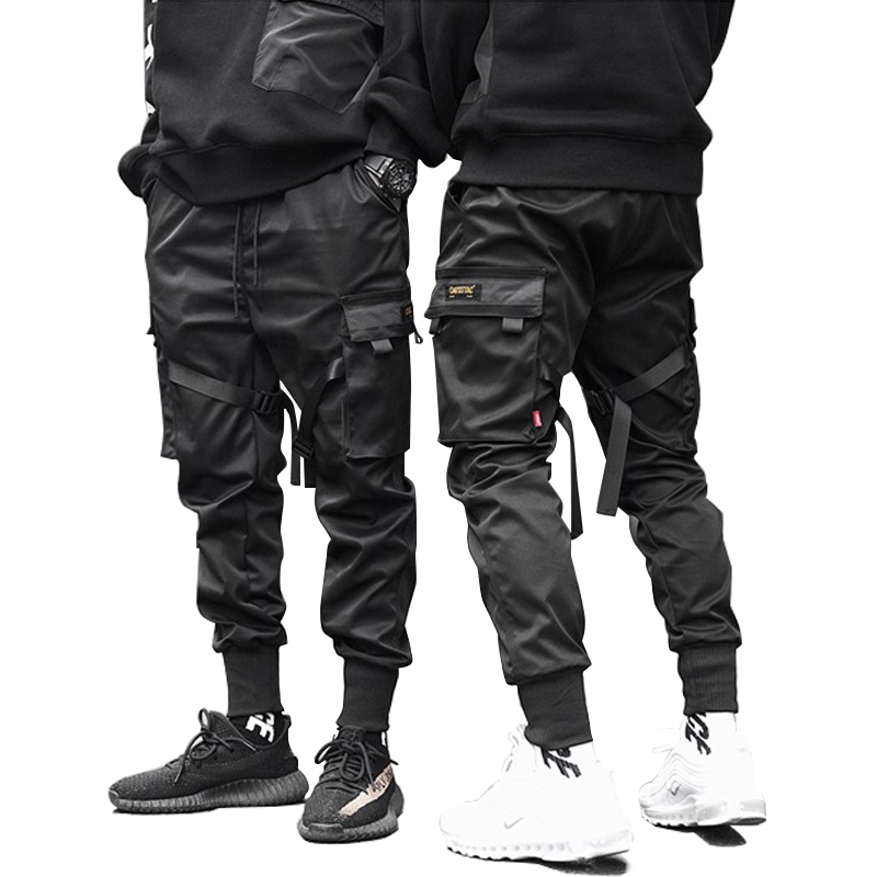 Acacia Person Male Dancing Harem Pant Streetwear Punk Hip Hop Casual Trousers Joggers