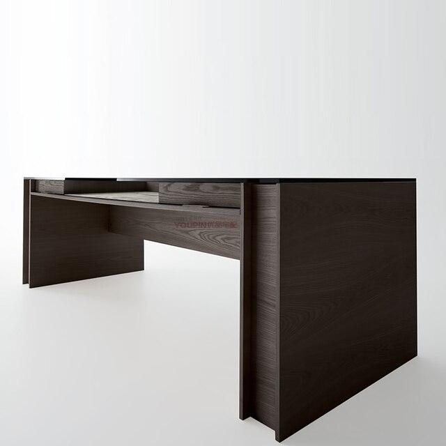 Advanced custom furniture modern minimalist desk combination desk desks desktop computer table new Nordic style & Advanced custom furniture modern minimalist desk combination desk ...