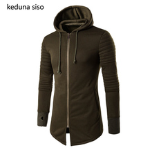 2017 New Style Men s Spring Autumn Cardigan Sweatshirts Hoodies assassins creed Solid color Hoodie Classic