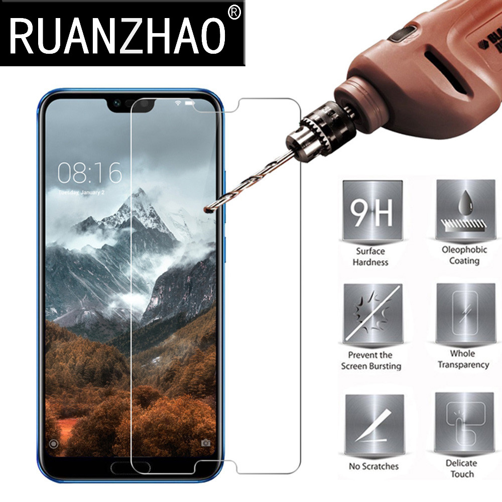 Tempered <font><b>Glass</b></font> for <font><b>Huawei</b></font> P10lite 2017 Y6 2 compact <font><b>Honor</b></font> 7X 9lite 6A 6X <font><b>5C</b></font> 8 7 lite on Screen Protective Film nova lite P10lite image
