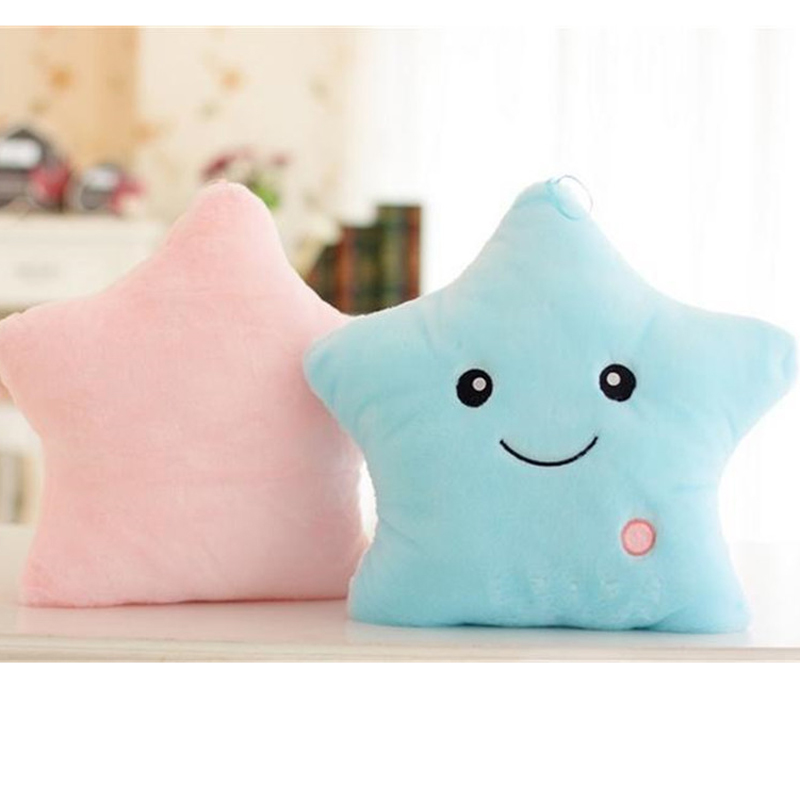 Glowing Star Pillow 5
