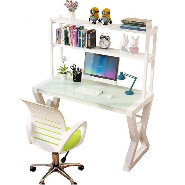 Bed De Oficina Scrivania Ufficio Bureau Meuble Standing Biurko Escritorio Laptop Stand Tablo Bedside Study Desk Computer Table