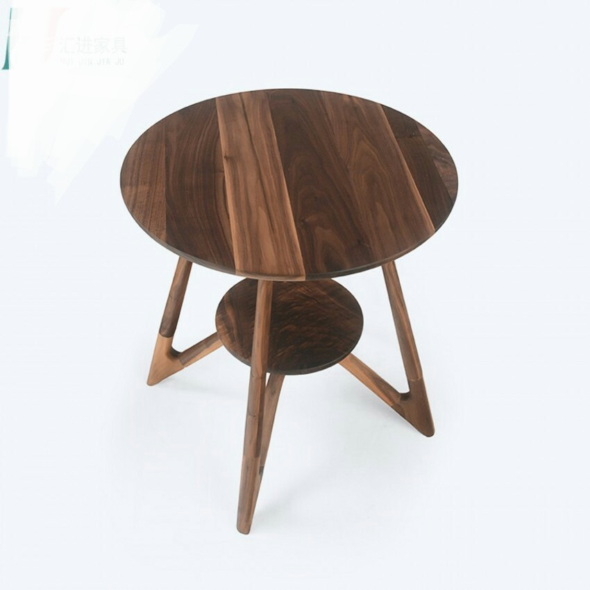 Coffee Table Living Room Furniture Home Furniture American European Style Solid Wood Coffee Table Whole Sale