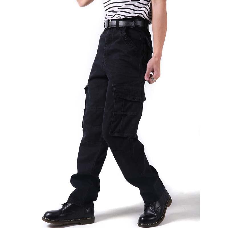 أزياء كبير حجم 46 الرجال السراويل الهيب هوب مواسم الترفيه فضفاض الرجال الهيب هوب البضائع السراويل جديد فضفاض سراويل طويلة الذكور قيعان-في السراويل بجيوب جانبية من ملابس الرجال على  مجموعة 1