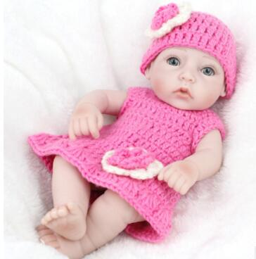 silicone reborn baby dolls Lifelike Reborn Dolls White Skin Babies Doll Full Vinyl body children fashion doll bebe alive reborn npk 23 reborn babies dolls full body silicone reborn baby doll for children birthday gift with pacifier bebe alive reborn bonec