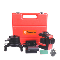12 Lines MW 93T Lithium Battery Red Laser Level 360 Vertical And Horizontal Self Leveling Cross