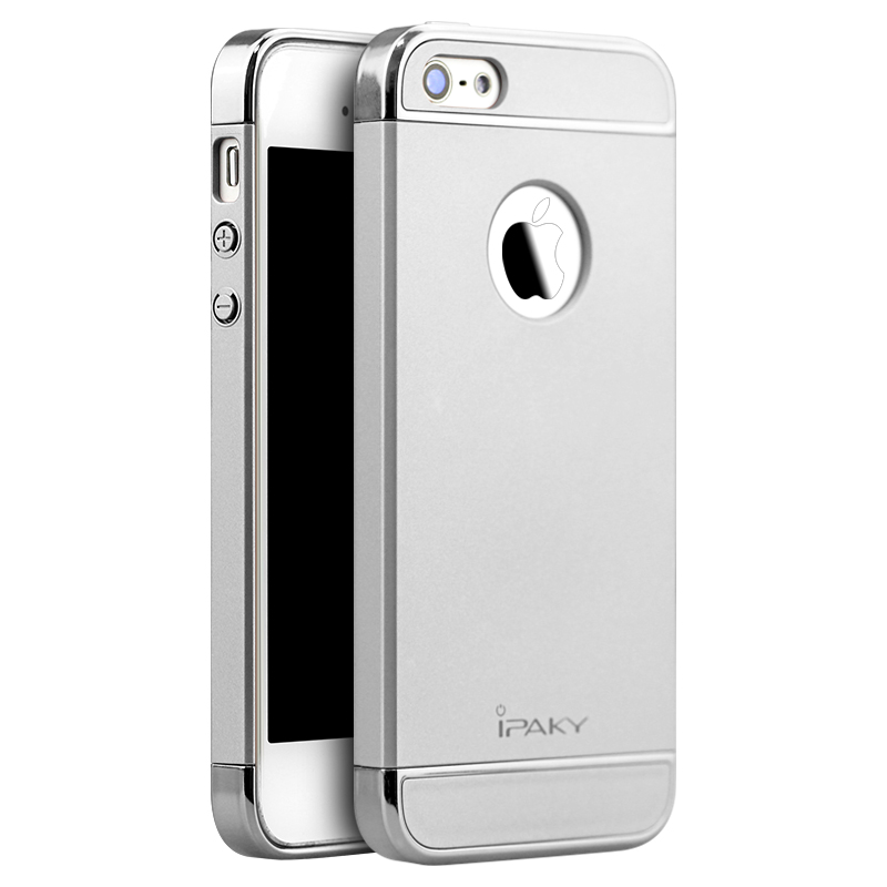 pretty nice ce8a1 0d160 US $4.24 15% OFF|for iPhone SE Case Original IPAKY Case for iPhone SE  Protective Cover for Apple iPhone SE 5s 5 Case for iPhone 5s SE 5 Cover-in  ...