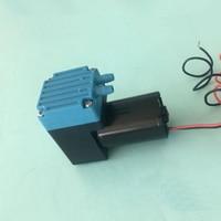 negative pressure 80kpa brushless motor dc diaphragm vacuum pump 12v 24v high pressure mini air pump 2bar 10L/Min