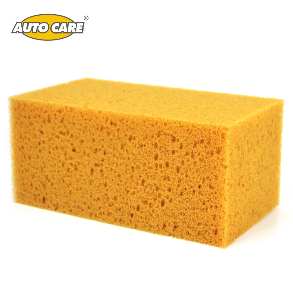 Auto Care 4 Pieces Cheapest Price Car Wash Sponges Block for Car Washer & Cleaning