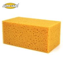 Autocare цельнокроеное платье Автомойка губка для мытья и чистки
