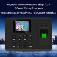 OULET Biometric Fingerprint TCPIP Attendance System Time Clo