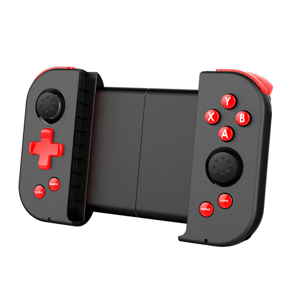 Image 4 - Wireless Bluetooth 4.0 Gamepad Game Handle Controller Stretchable Joystick for iOS Android Smartphone Tablet For PUBG Mobile-in Gamepads from Consumer Electronics