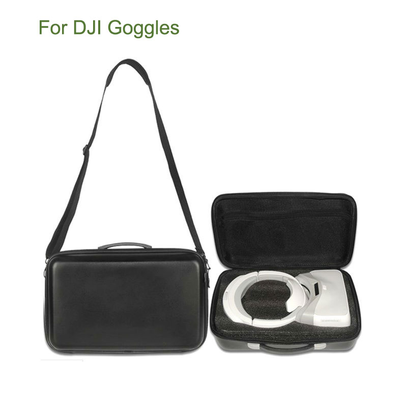 DJI Goggles FPV VR Glasses with Waterproof Portable Shoulder Bag backpack Waterproof Carring Suitcase for DJI mavic pro spark