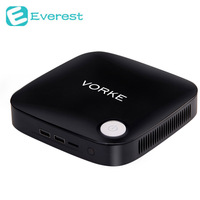 Vorke V1 Windows 10 Mini PC TV Box Intel Braswell Celeron J3160 1 6GHz 4GB RAM