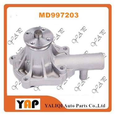 自動車エンジンエンジン冷却水ポンプのための FITMitsubishi V32 パジェロ 4G54 2.6L L4 MD997203 MD975292 1990-2013