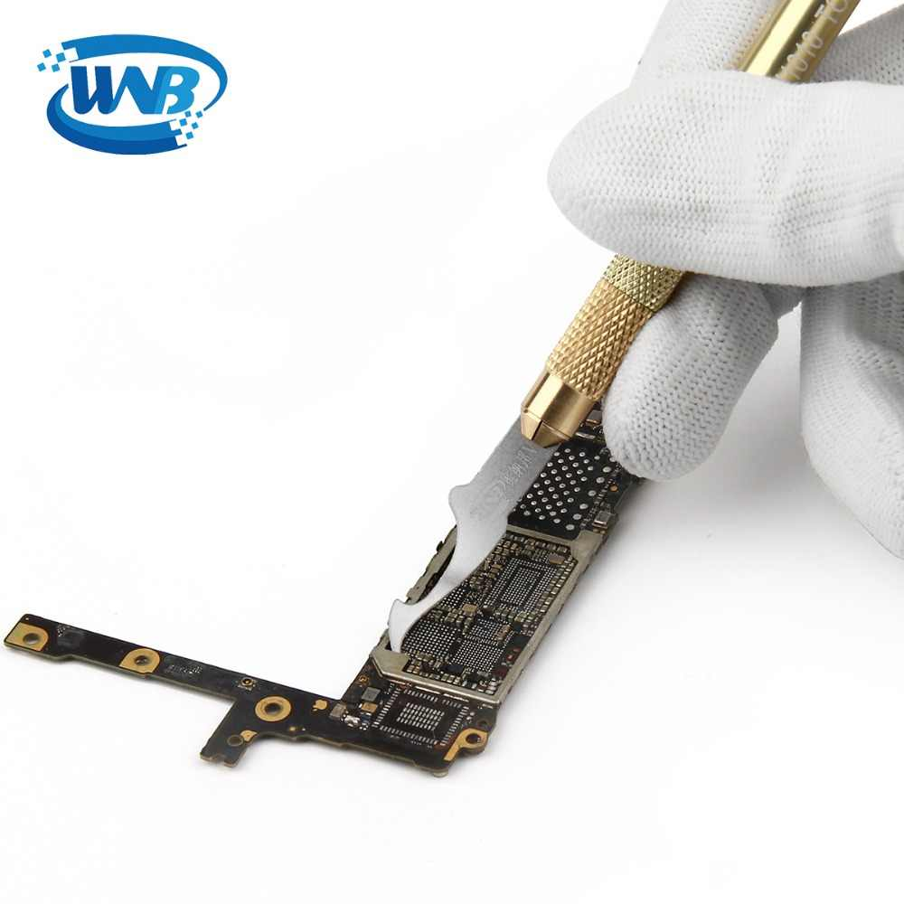 WNB سكين إصلاح CPU A7 A8 A9 A10 اللوحة بورين لإزالة معالجات الهاتف السكاكين IC رقاقة إصلاح رقيقة شفرة أدوات الإكسسوارات