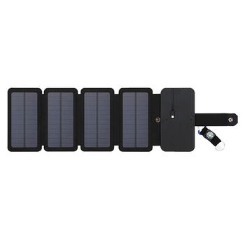 Solar Powered Portable Package Panels