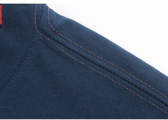 homem algodão manga curta camiseta lazer