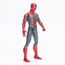 Colorful Spider-Man Action Figure