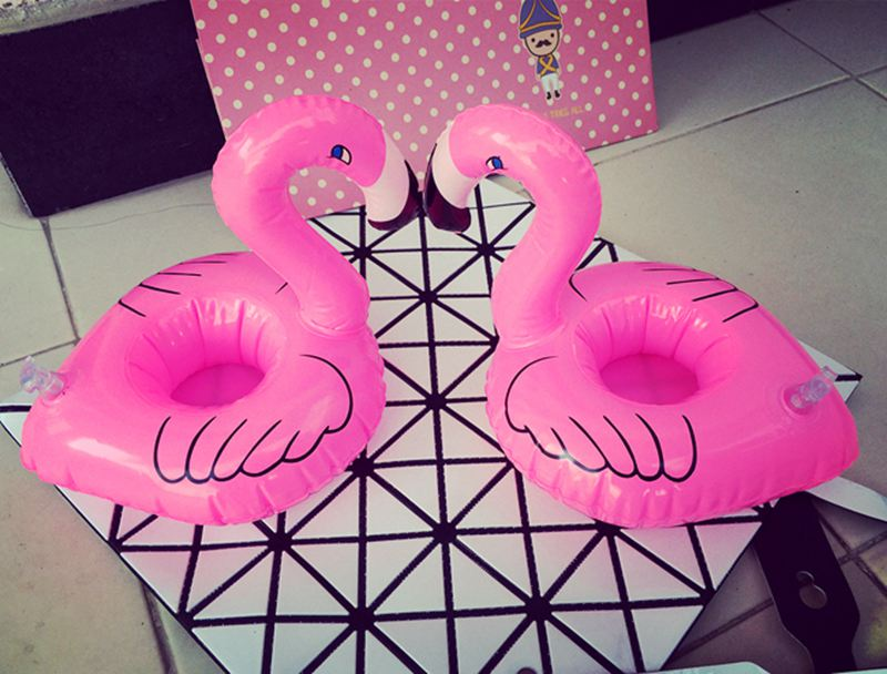 Mini Inflatable Flamingo (26)