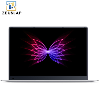 ZEUSLAP 15,6 дюйма, узкая рамка 1920x1080 P Full HD ips Intel 4 ядра Процессор 4 Гб DDR3 64 GB eMMC Windows 10 ультрабук лэптоп ноутбук