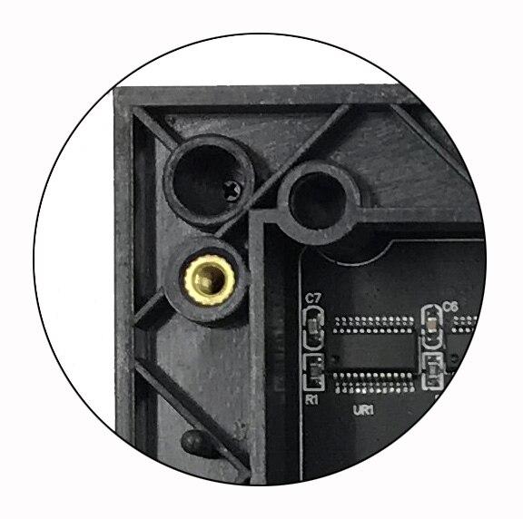 Image 5 - 64x32 P3 Led Digital Clock RGB Led Matrix 192 x 96mm HD P3 Led PanelLED Displays   -