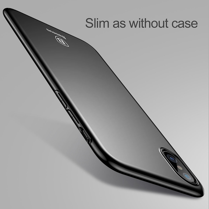 iphone x custodia ultra slim