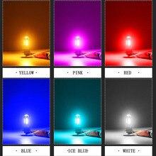 WTS 200 шт. оптовая продажа автомобиля DRL противотуманных фар H3 led 30smd Авто дневного сигнала лампы 4014 автомобиля внешний источник света парковка
