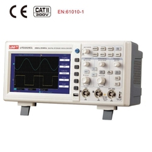 UNI T UTD2025CL Digital Oscilloscope 2CH 25MHz Bandwidth 250Ms s sample rate Desktop Digital Storage oscilloscope