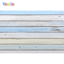 Yeele Old Wooden Board Planks Grunge Portrait Birthday Photography Background Customized Photographic Backdrops for Photo Studio