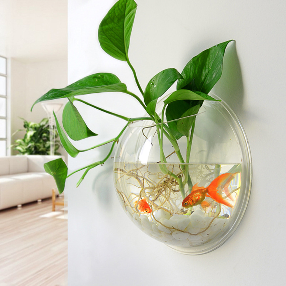 Online Get Cheap Wall Aquariums Alibaba