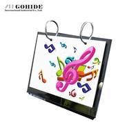 6 4mm Crystal Calendar Frame 13 Pp Bags Acrylic Calendar Frame Calendar Holder