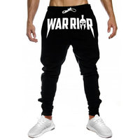 Autumn Winter New Mens Cotton Sweatpants Gyms Pant Fitness Trousers Joggers Workout Pencil Pants Man Brand