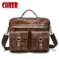 Men S Shoulder Bag European And American Leather Man Bag Zipper Handbag Men S Crossbody Bag