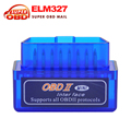 2017 Top selling V2.1 Mini ELM327 OBDII Bluetooth elm327 Wireless obd 2 Scan OBDII diagnostic-tool Support Android and Symbian