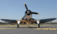 Scale SkyFlight LX EPS 1.6M F4U Corsair Propeller RC Plane ARF Model Folded Wing W/ESC&Motor