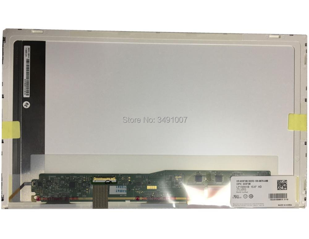 LP156WH8 TLB2 LP156WH8(TL)(B2) LCD SCREEN Panel with Touh Screen наклейки tony 2 74 alfa romeo mito 147 156 159 166 giulietta gt