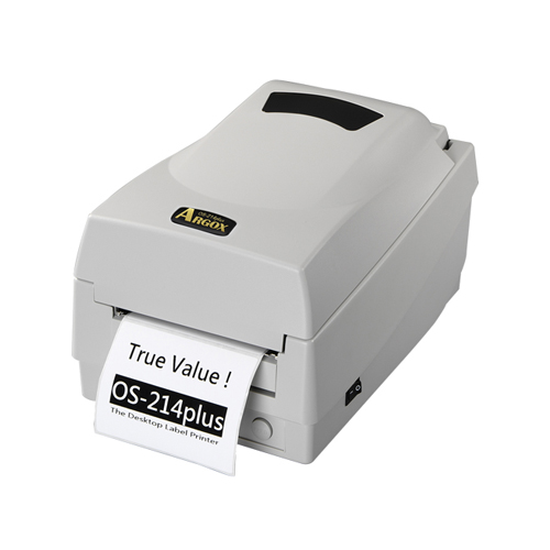 Desktop Barcode Printer Argox OS-214plus Direct Thermal & Thermal Transfer Printer commercial barcode label printer стоимость