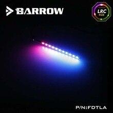 Барроу кулер для воды освещение фитинг для Аврора светодиодный резервуар для воды кварцевый стеклянный осветительный компонент радиатор гаджет