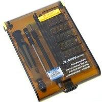 Точность 45 в 1 Профессиональный электрон Torx аппаратная отвертка инструменты для ремонта набор сменный ручной набор Jackly JK-6089C