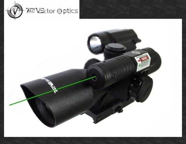 Zielfernrohr Mit Entfernungsmesser Defekt : Vektoroptik schießen 2 5 10x40 green laser zielfernrohr mit jagd gun