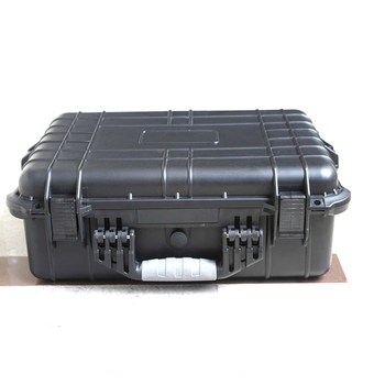 SQ5019 Easy carry waterproof plastic tool box with pick pluck foam