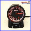 """2.5 """"60 MM DF Avance CR Gauge Medidor de Relación Aire Combustible Medidores de Rostro Negro"""