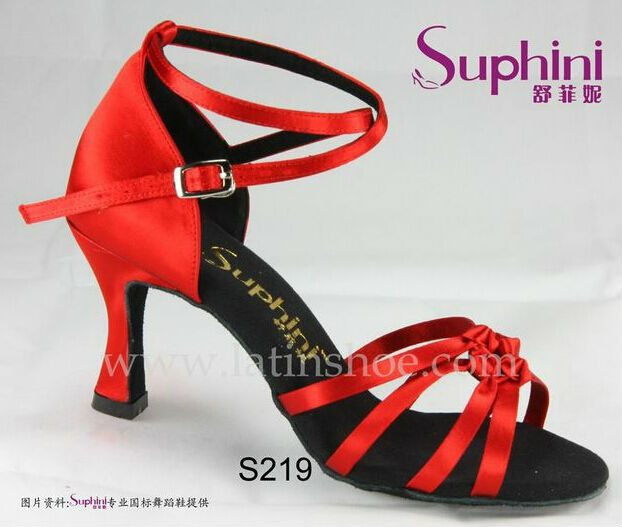 Free Shipping DHL 3-7 DAYS Suphini Latin Dance Shoes for Woman Deep tan Professional Dance Shoes multi v press brake die bending die